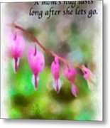 A Mom's Hug .... Metal Print
