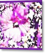A Mothers Heart Metal Print