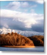 A New Day Dawns Metal Print