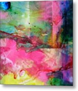A New World Dawning Metal Print