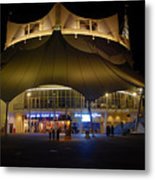 A Night At The Circus Metal Print