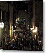 A Night In Dubrovnik Metal Print
