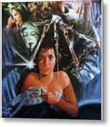 A Nightmare On Elm Street 1984 Metal Print