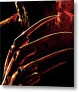 A Nightmare On Elm Street 2010 Metal Print