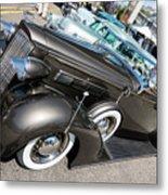 A Packard Super 8 Metal Print