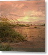A Painted Sunrise Metal Print