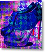 A Pair Of Shoes Metal Print