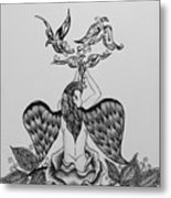 A Peace Offering Metal Print