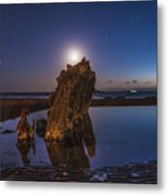 A Peaceful Night Metal Print