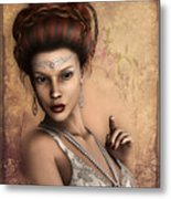 A Perfect Beauty Metal Print