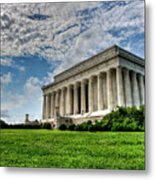 A Perfect Day In Washington Metal Print