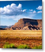 A Perfect Day Out West Metal Print