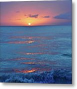 A Perfect Finish Metal Print