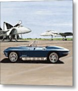 A Pilots Dream Metal Print by Richard Herron