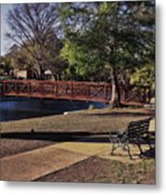 A Place For Day Dreaming Metal Print