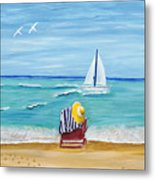 A Place For Rest Metal Print
