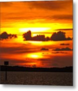 A Place In The Sun Metal Print