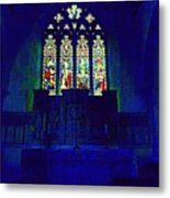 A Place Of Worship  Metal Print