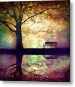 A Place To Rest In The Dark Metal Print
