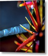 A Prickly Situation Metal Print
