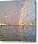 A Rainbow In My World #3 Metal Print