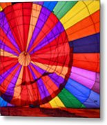 Temecula, Ca - A Rainbow Of Colors Metal Print
