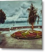 A Rainy Day  Metal Print