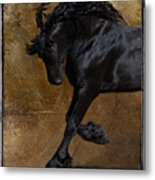 A Regal Bow Metal Print