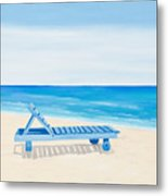 A Relaxing Day Metal Print