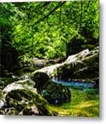 A Relaxing Place To Be Metal Print