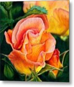 A Rose For Nan Metal Print