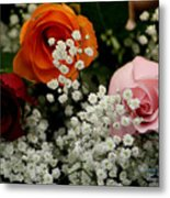 A Rose To You Metal Print