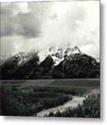 A Salute To Ansel Adams Part I Metal Print
