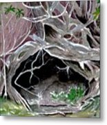 A Secret Place Metal Print