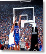 A Shot To Remember - 2008 National Champions Metal Print by Tom Roderick