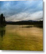 A Small Peice Of Paradise Metal Print