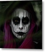 A Soul Cannot Be Lost If It Was Never There Metal Print
