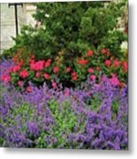 A Spring Bouquet From Mount Vernon, Baltimore Metal Print