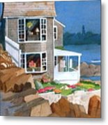 A Summer Place Metal Print