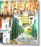 Cordoba Faith Metal Print
