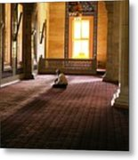 A Time For Prayer Metal Print