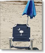 A Time To Relax Metal Print