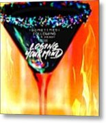 A Toast To The Heart And Mind Metal Print