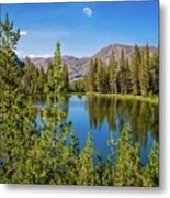 A Touch Of Heaven Metal Print