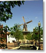 A Touch Of Holland Metal Print