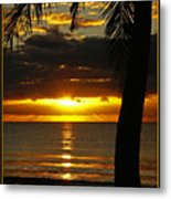 A Touch Of Paradise Metal Print