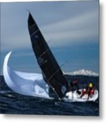 A Troublesome Spinnaker Metal Print