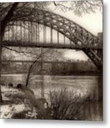 A View From Astoria Metal Print