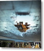 A View Into Another World. Oxford, Uk Metal Print