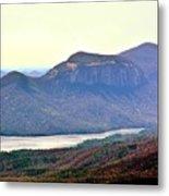 A View Of Table Rock South Carolina Metal Print